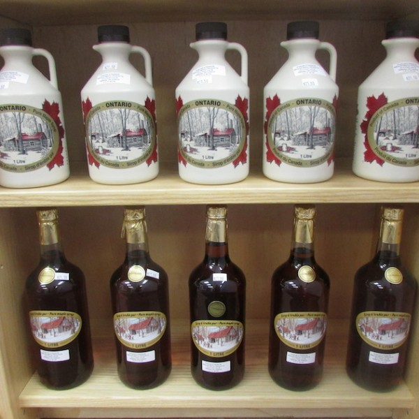 Wagler Maple Syrup